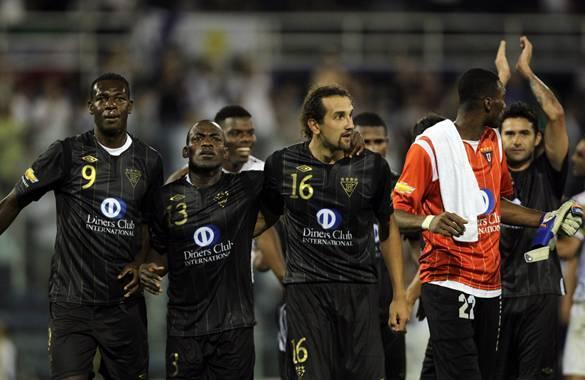 Liga de Quito se acostumbró a ser grande, según diarios ecuatorianos