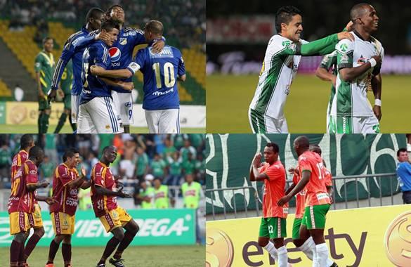 Inti Gas de Perú, primer rival de Millonarios en la Copa Suramericana
