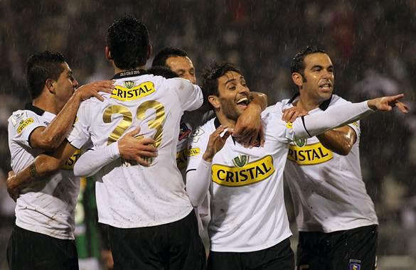 Colo Colo será el rival del Pasto tras vencer 2-0 a Tanque Sisley