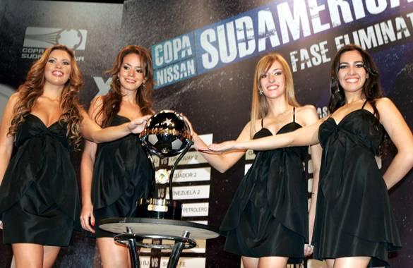 La Copa Suramericana 2010 arrancará a jugarse desde el 4 de agosto