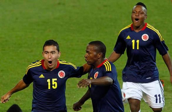 Hoy juega Colombia frente Uruguay