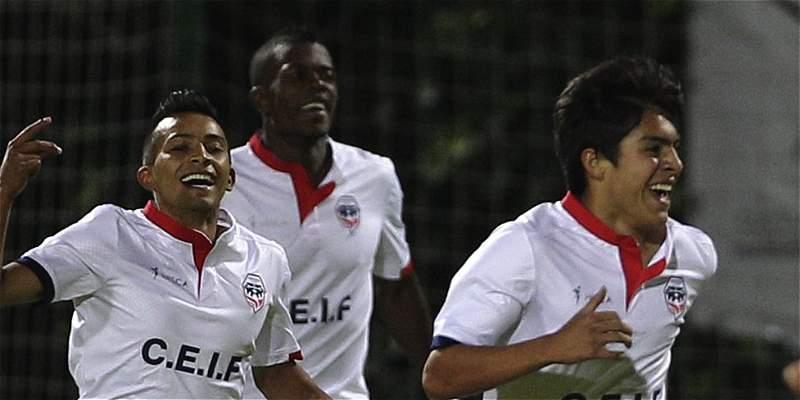 Fortaleza se acerca a la clasificación en la B: venció 1-0 a Cartagena