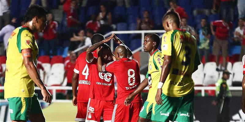 América venció 3-1 a Real Cartagena pero se queda en la B