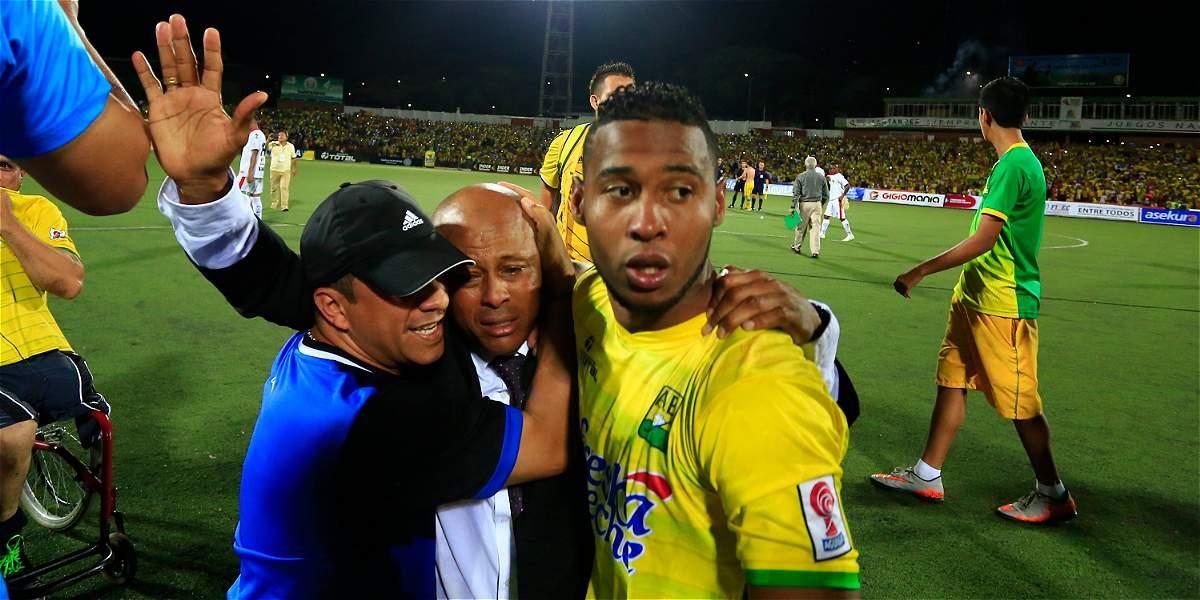José Manuel Rodríguez, técnico de Bucaramanga
