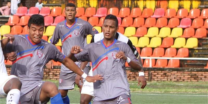 Unión Magdalena y Tigres empataron sin goles en el Torneo de la B