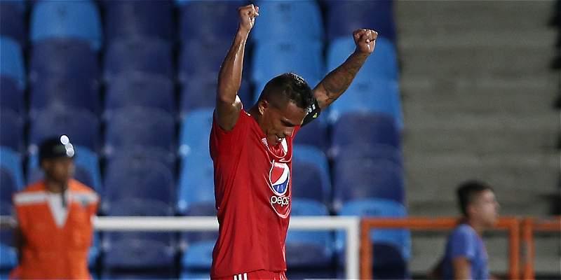 Gol de Ferreira fue suficiente para América: triunfo 1-0 sobre Unión
