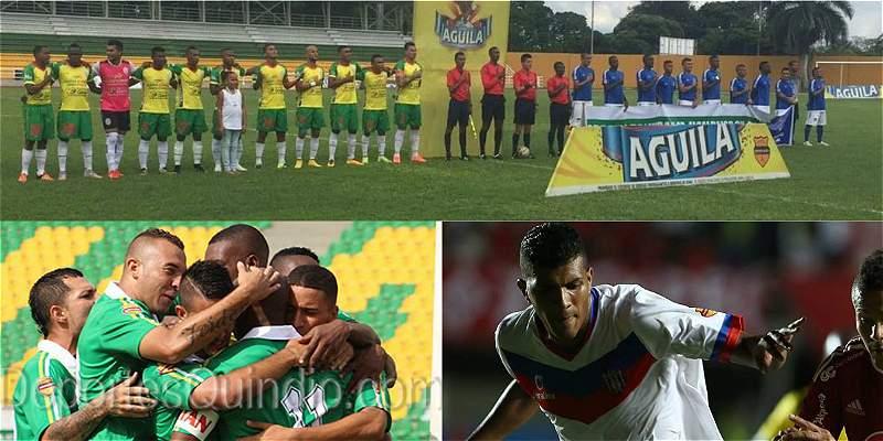 En la B: Quindío, Unión y R. Cartagena cerraron el semestre con empate