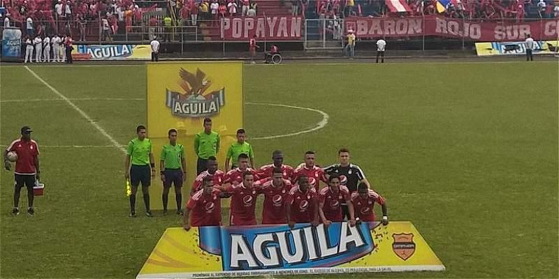 América se reencontró con el triunfo: venció 0-1 a Popayán