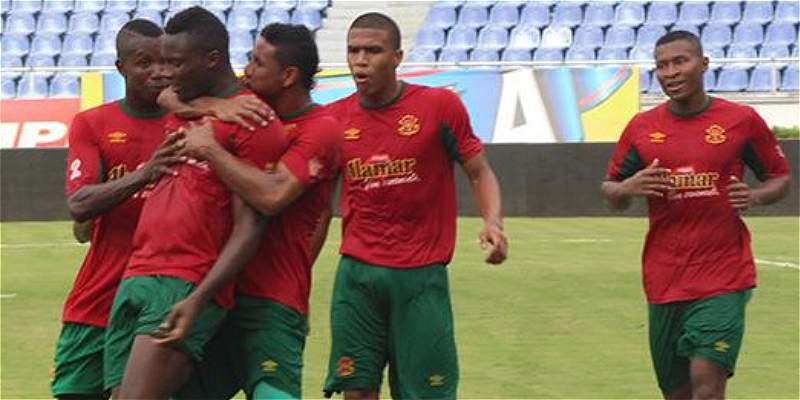 Popayán se vio sorprendido en casa y perdió 1-3 con Barranquilla