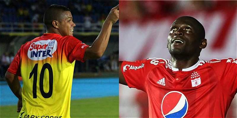 Pereira y América, los ascendidos según los enfrentamientos del año