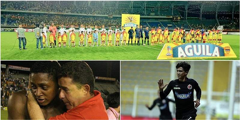 Las jugadas polémicas que definieron partidos en el fútbol colombiano