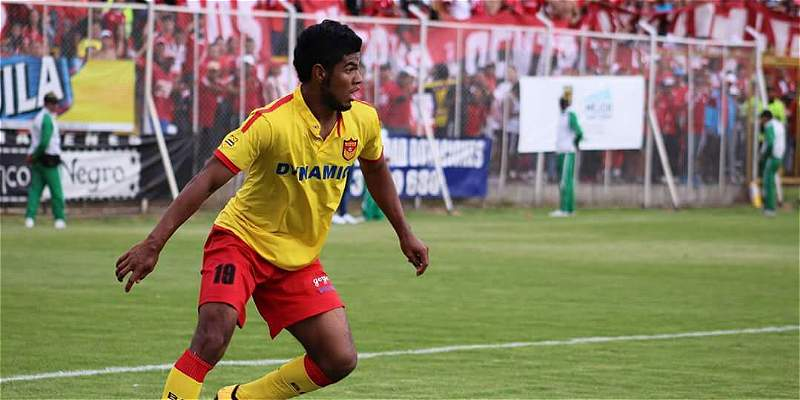 Jairo Gabriel Molina Bogotá FC