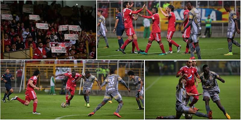 En fotos: la primera final de la B, que América ganó 0-2 contra Tigres