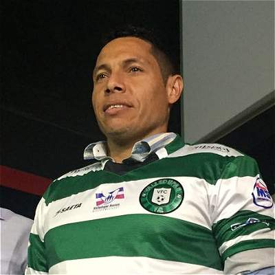 Martín Arzuaga fue anunciado como nuevo jugador de Valledupar