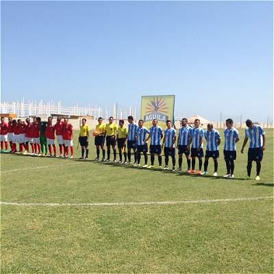 Unión, Valledupar, R. Santander y Orsomarso iniciaron ganando en la B