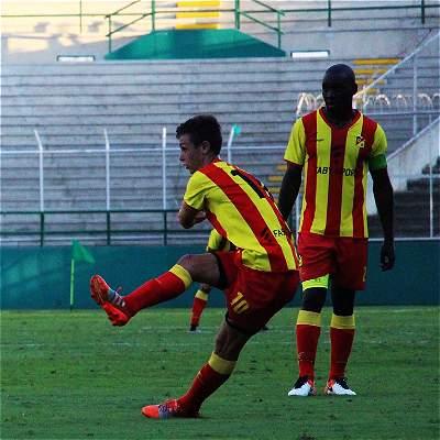 Pereira y Fortaleza se alistan para su inicio en el Torneo de la B
