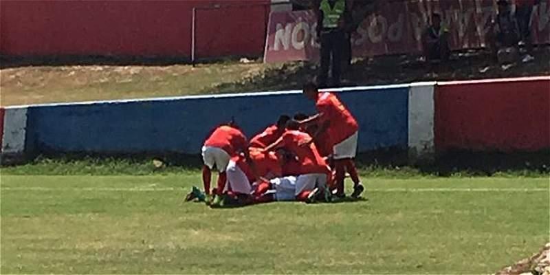 Barranquilla alargó el carnaval y venció 3-2 a Bogotá en la B