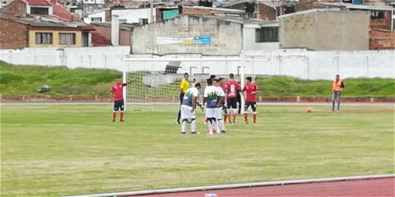 Fortaleza sigue en ascenso, superó 3-2 a Unión Magdalena en la B