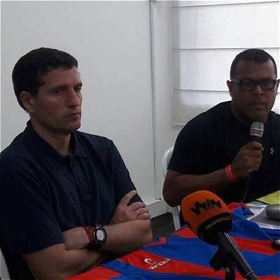 Renunció DT de Unión Magdalena Gustavo Onaindia