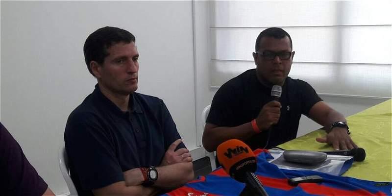 Gustavo Onaindia renunció a su cargo como técnico de Unión Magdalena