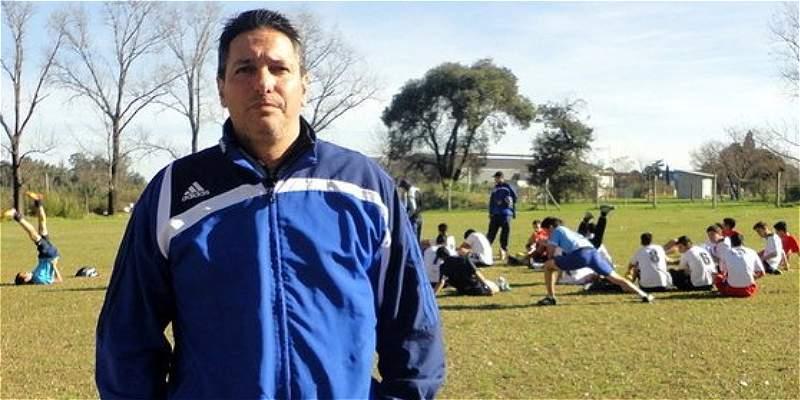 Bulleri, DT de Pereira, fue sancionado seis fechas por gesto obsceno