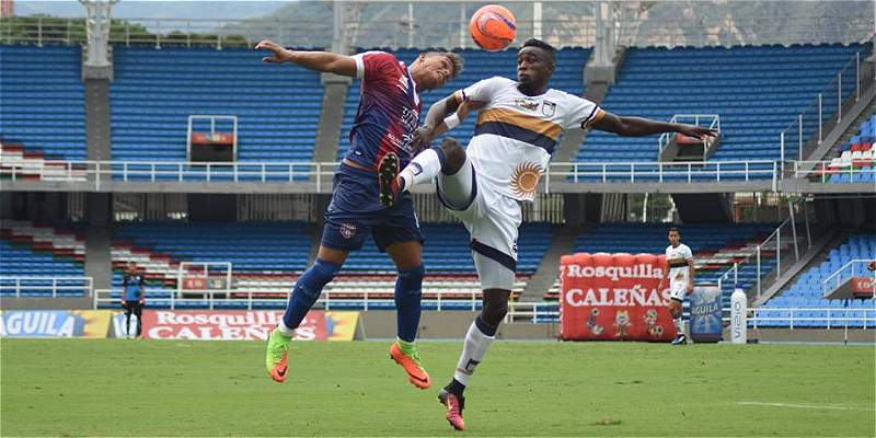 Cúcuta volvió a ganar en la B, Quindío y Unión sumaron como visitantes