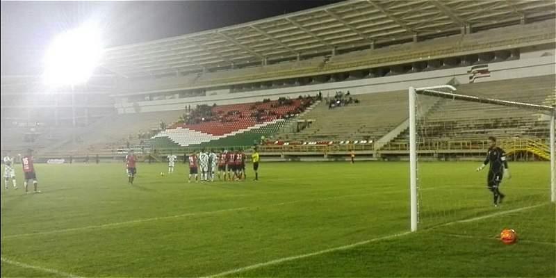 Boyacá Chicó sigue cediendo puntos en casa: empató 1-1 con Fortaleza