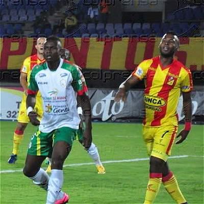 Pereira venció 1-0 a Real Cartagena y es nuevo líder de la B