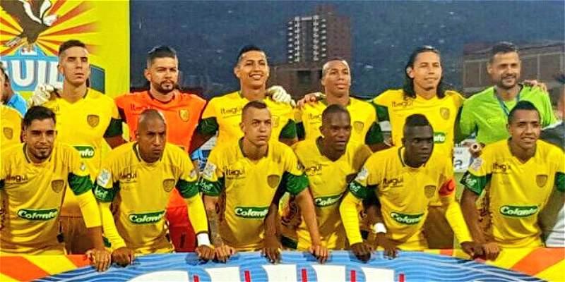 Cúcuta tropezó en su camino a la clasificación: cayó 2-0 contra Leones