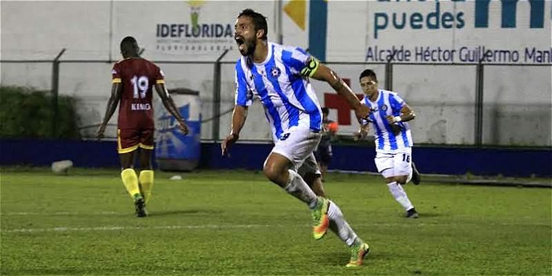 Real Santander hizo respetar la casa y venció 1-0 a Quindío