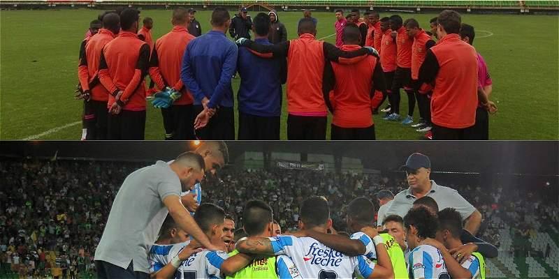 Chicó vs. Real Santander, a iniciar con pie derecho la final de la B