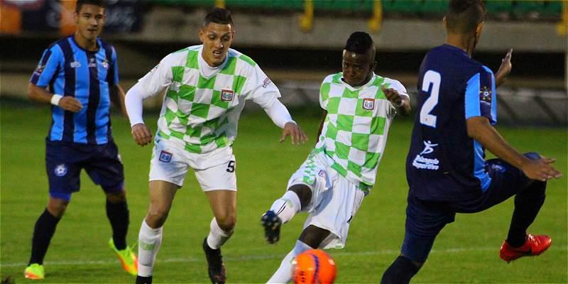 Chicó dio el primer paso hacia el título: venció 3-2 a Real Santander