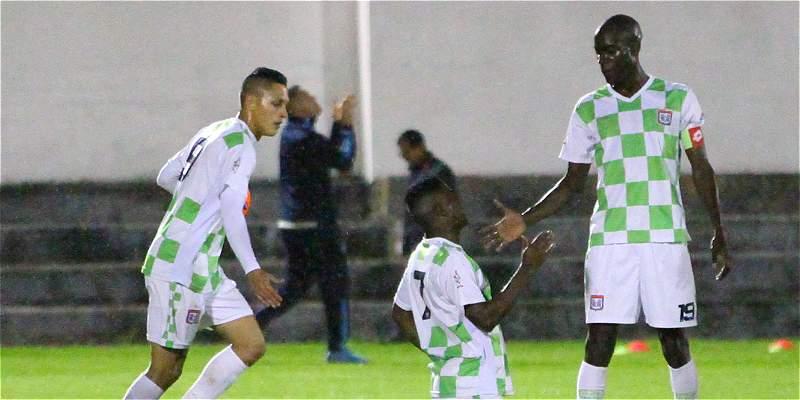 Boyacá Chicó igualó 1-1 con Santander y es campeón del Torneo de la B