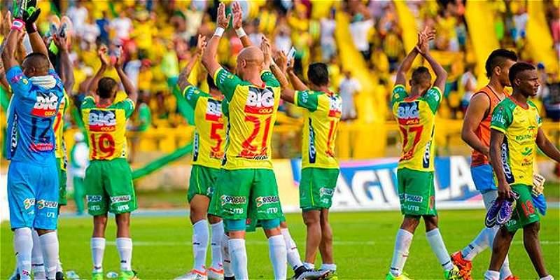 Real Cartagena y Unión Magdalena quedaron en deuda: empataron 0-0