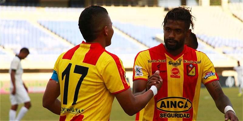 Pereira y Real Cartagena ganaron y ascienden en el Torneo de la B-II