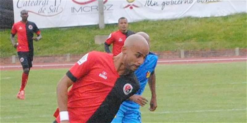 Cúcuta gusta y golea, superó 4-2 en su visita a Real Santander
