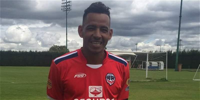Wilder Medina regresa a las canchas con la camiseta de Fortaleza