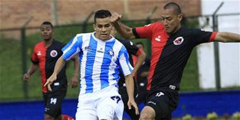 Real Santander no pudo tumbar el invicto de Leones: empate 1-1 en la B