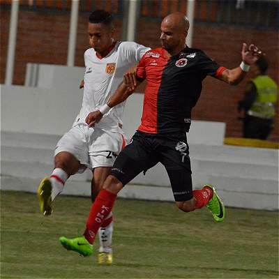 Cúcuta cedió puntos como local, empató 0 - 0 con U. de Popayán