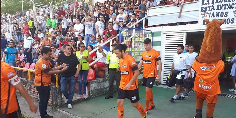 Llaneros no tuvo compasión con Quindío y lo goleó 5-0 en Villavicencio