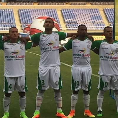 Cartagena confirmó su clasificación a 'semis': empató 1-1 con Pereira