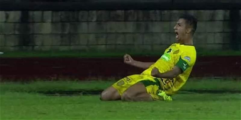 Leones eliminó a otro histórico y venció 2-1 a Cúcuta en la B
