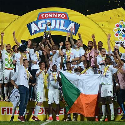 Chicó llega a la A  como campeón absoluto: venció en penaltis a Leones
