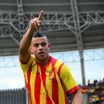 Castro, el goleador del Pereira que recogió basura y cargó bultos