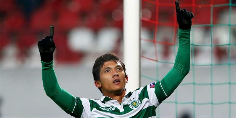 Montero: gol y dos asistencias en el 2-4 de Sporting sobre Lokomotiv