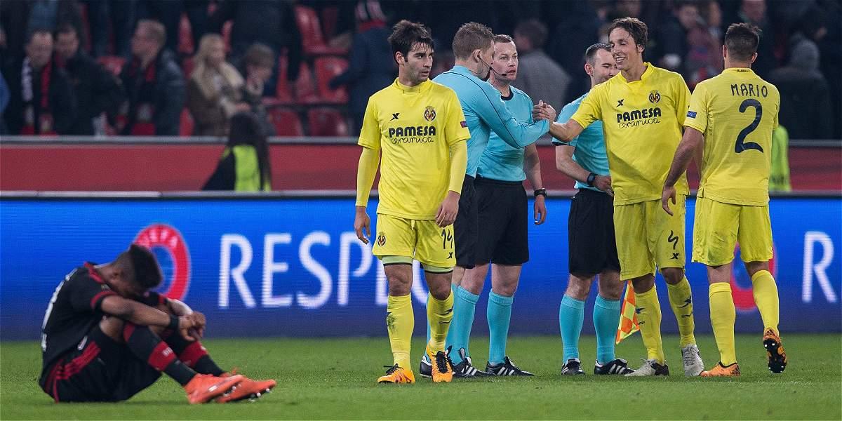 Resultado Europa League, Bayer Leverkusen 0 Villarreal 0 ...