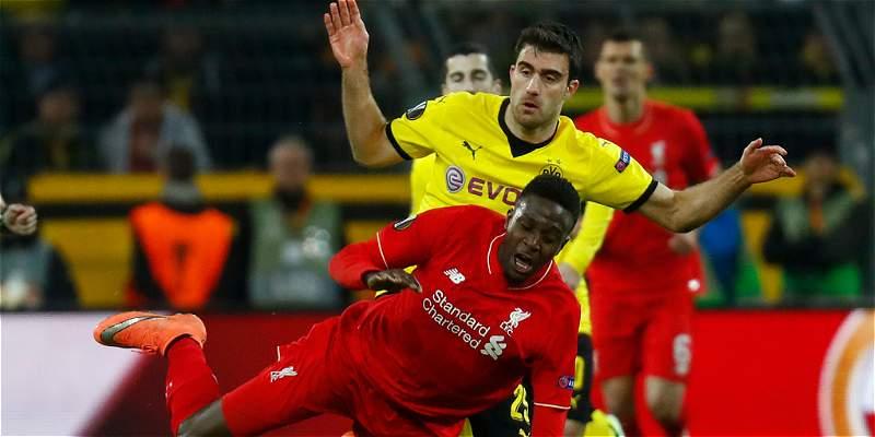 El duelo \'candente\' entre Borussia Dortmund y Liverpool terminó 1-1