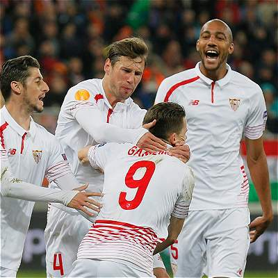 Shakhtar Donetsk vs Sevilla