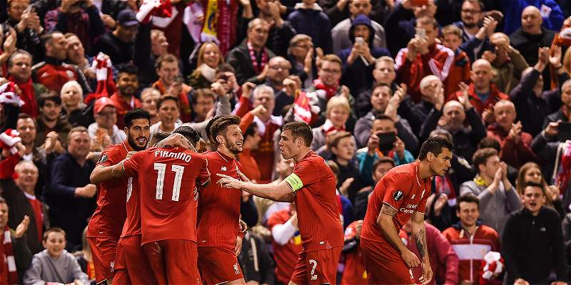 Liverpool a la final de la Europa League: goleó 3-0 a Villarreal