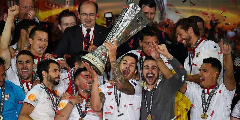 Sevilla, de nuevo campeón de la Europa League: venció 3-1 a Liverpool
